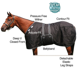 ai14995 Tekno-Fleece® V-Free® B