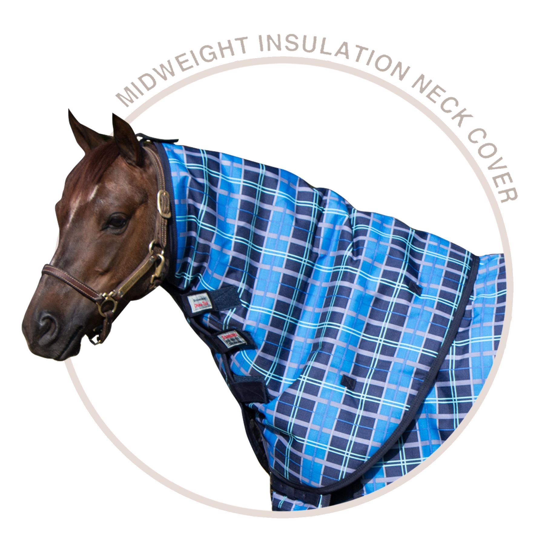 ai31426 Dura-Tech® VIKING Pony Print Neck Cover