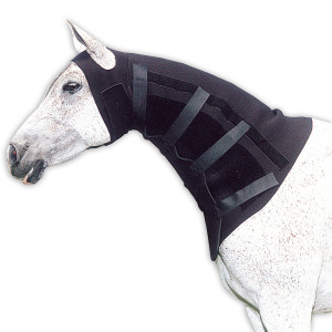 ai33260 Dura-Tech® Neoprene Full Neck Head Jowl Sweat
