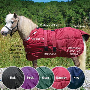 ai33470 Dura-Tech® Miniature Stable Blanket