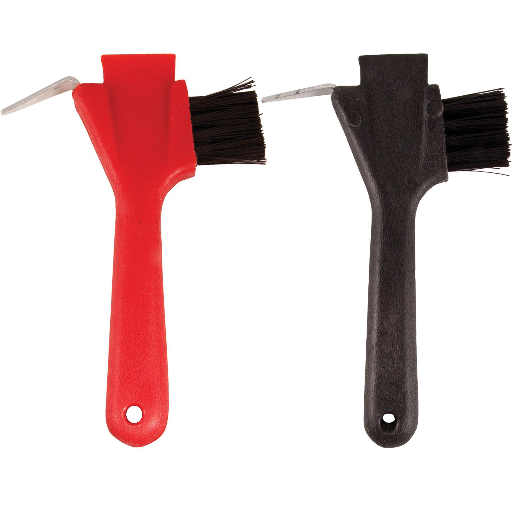 ai34616 Schneider's Hoof Pick with Brush & Scraper