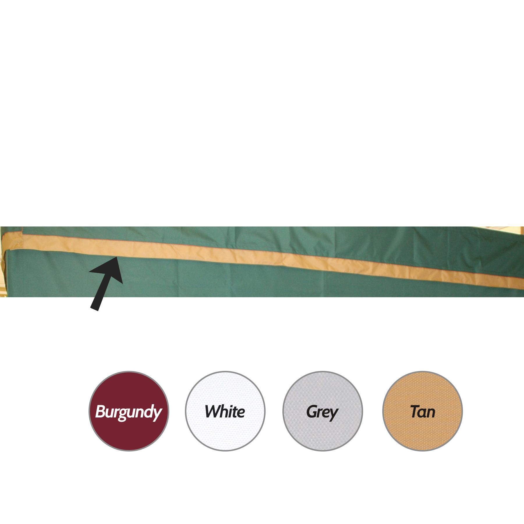 ai17861 Dura-Tech® Valance Stripe