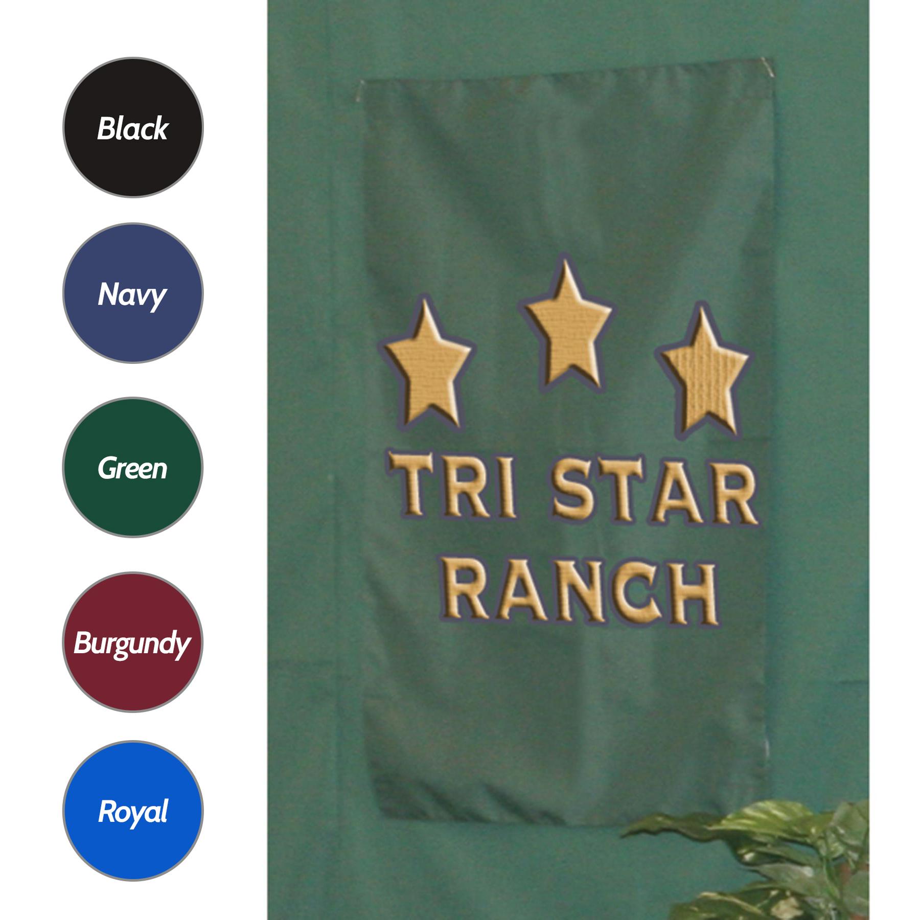 ai17863 Dura-Tech® Name Banner 2' x 3'