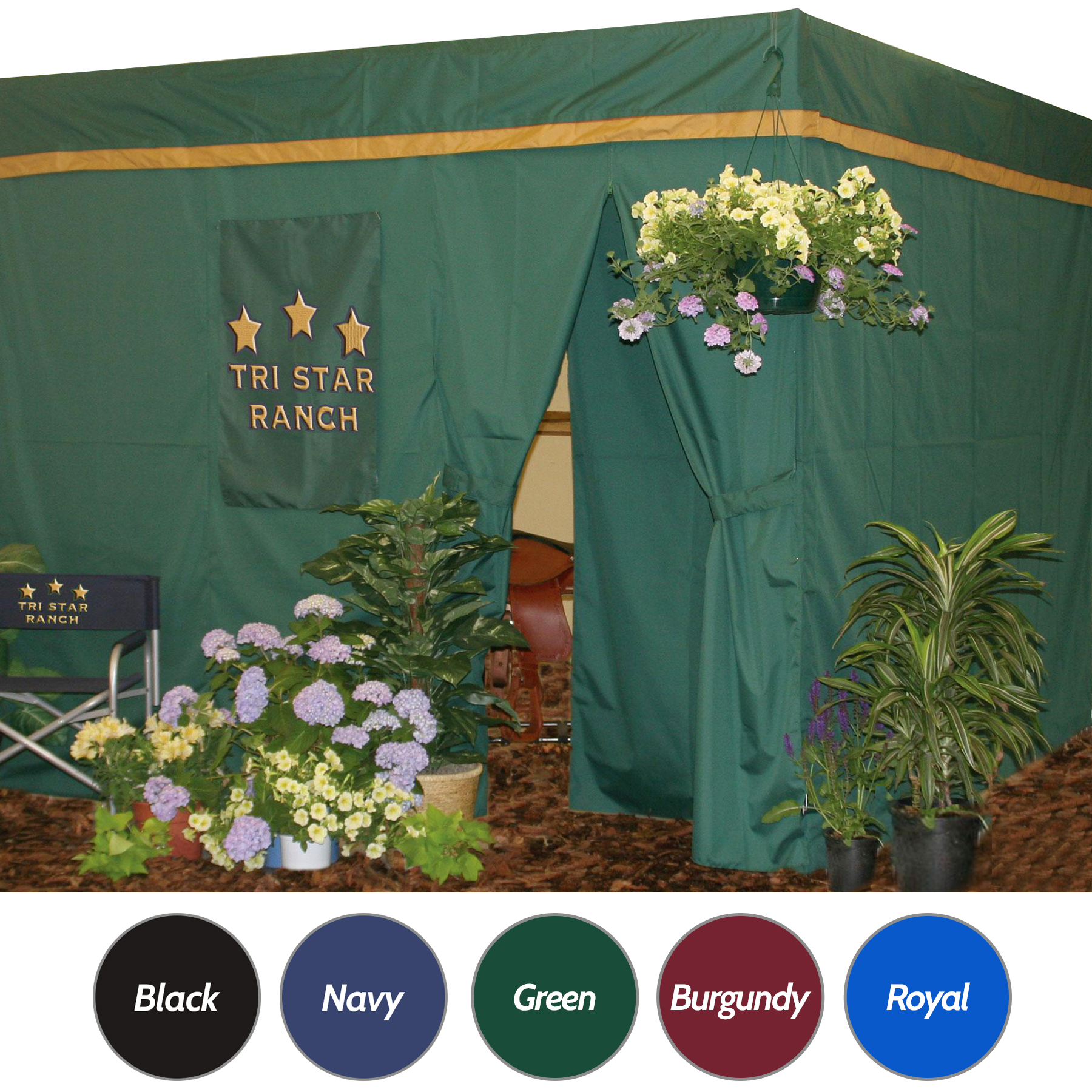 ai17864 Dura-Tech® Six Piece Stall Front Package