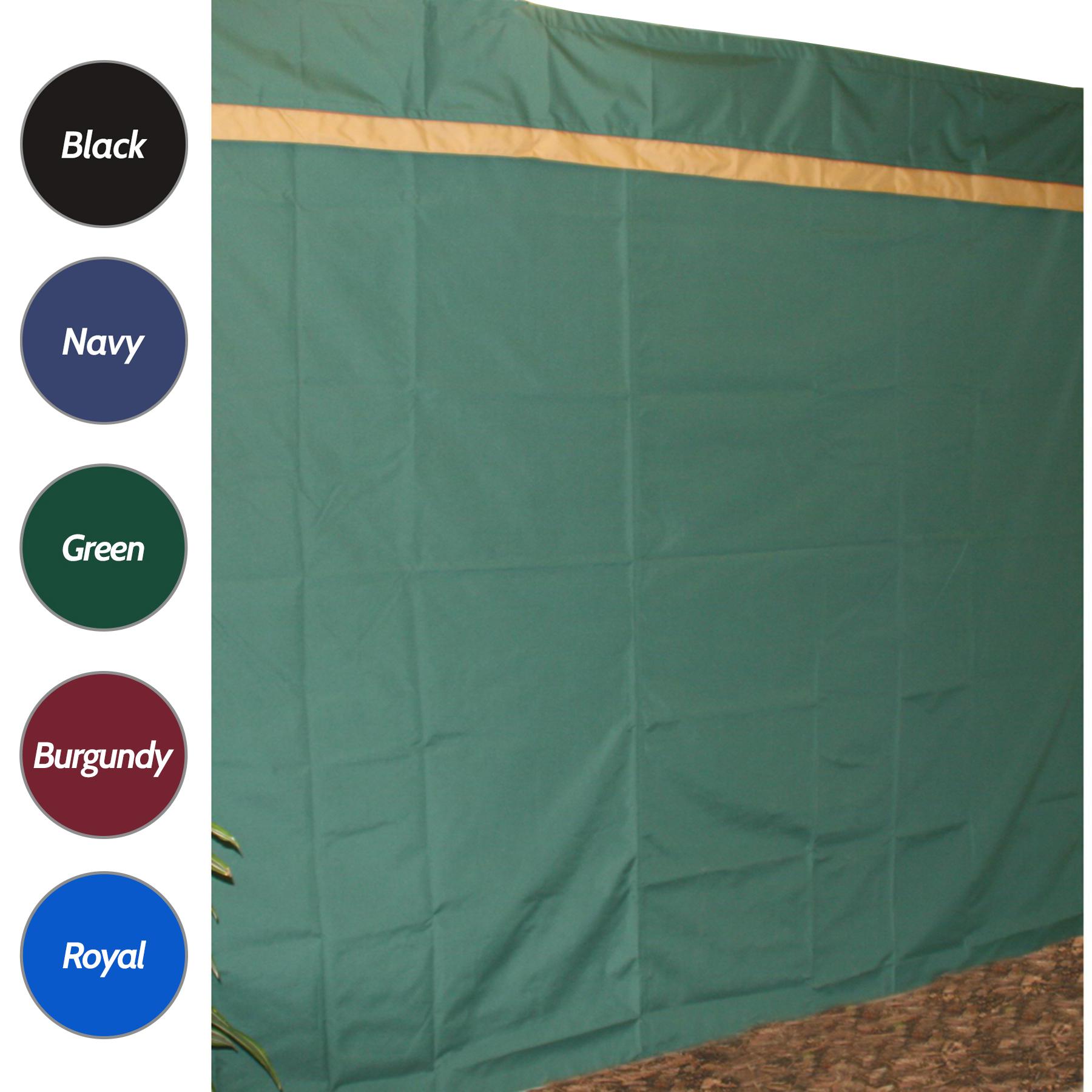 ai18066 Dura-Tech® Wall Panel 8' x 12'