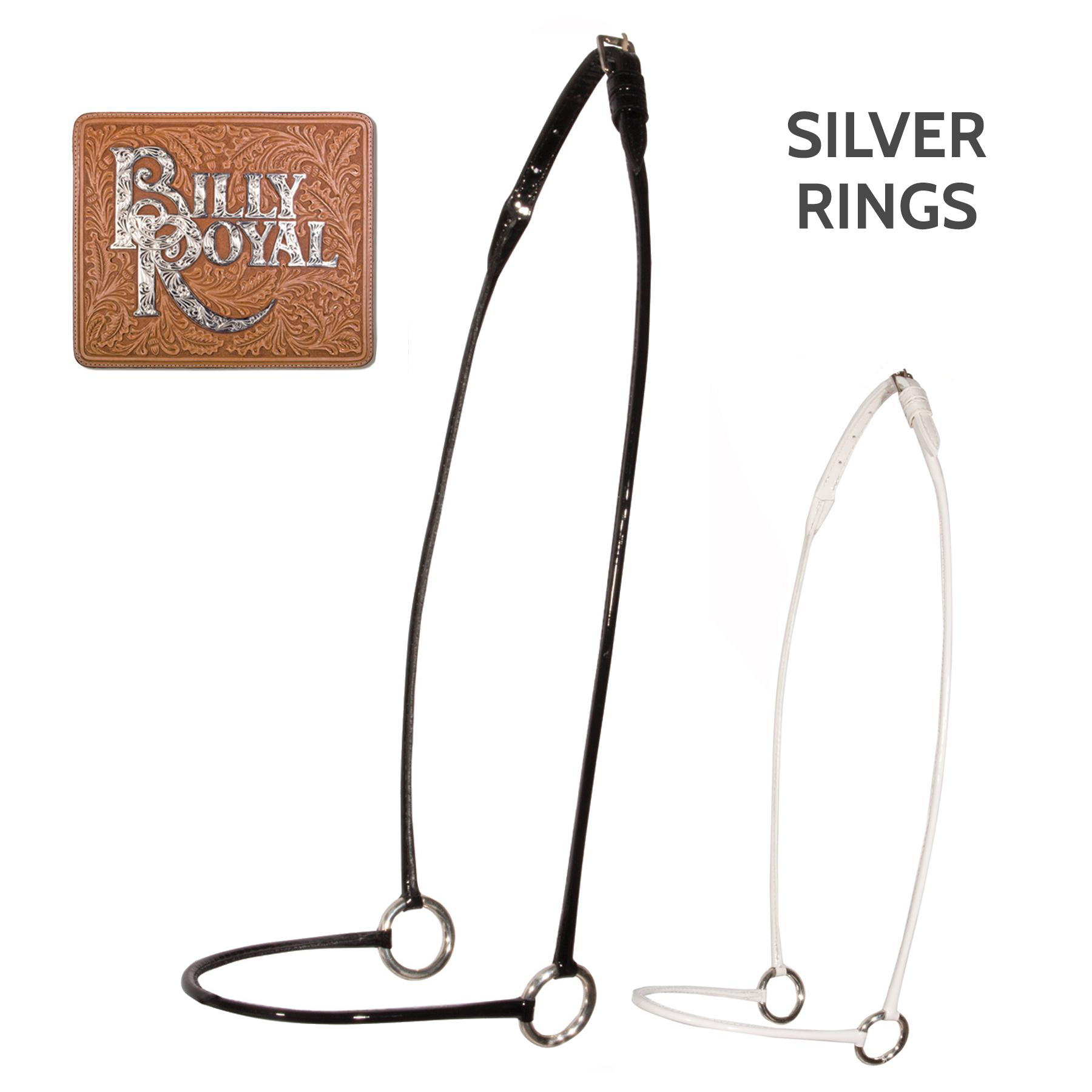 ai30877 Billy Royal® Original Classic Thread-silver rings