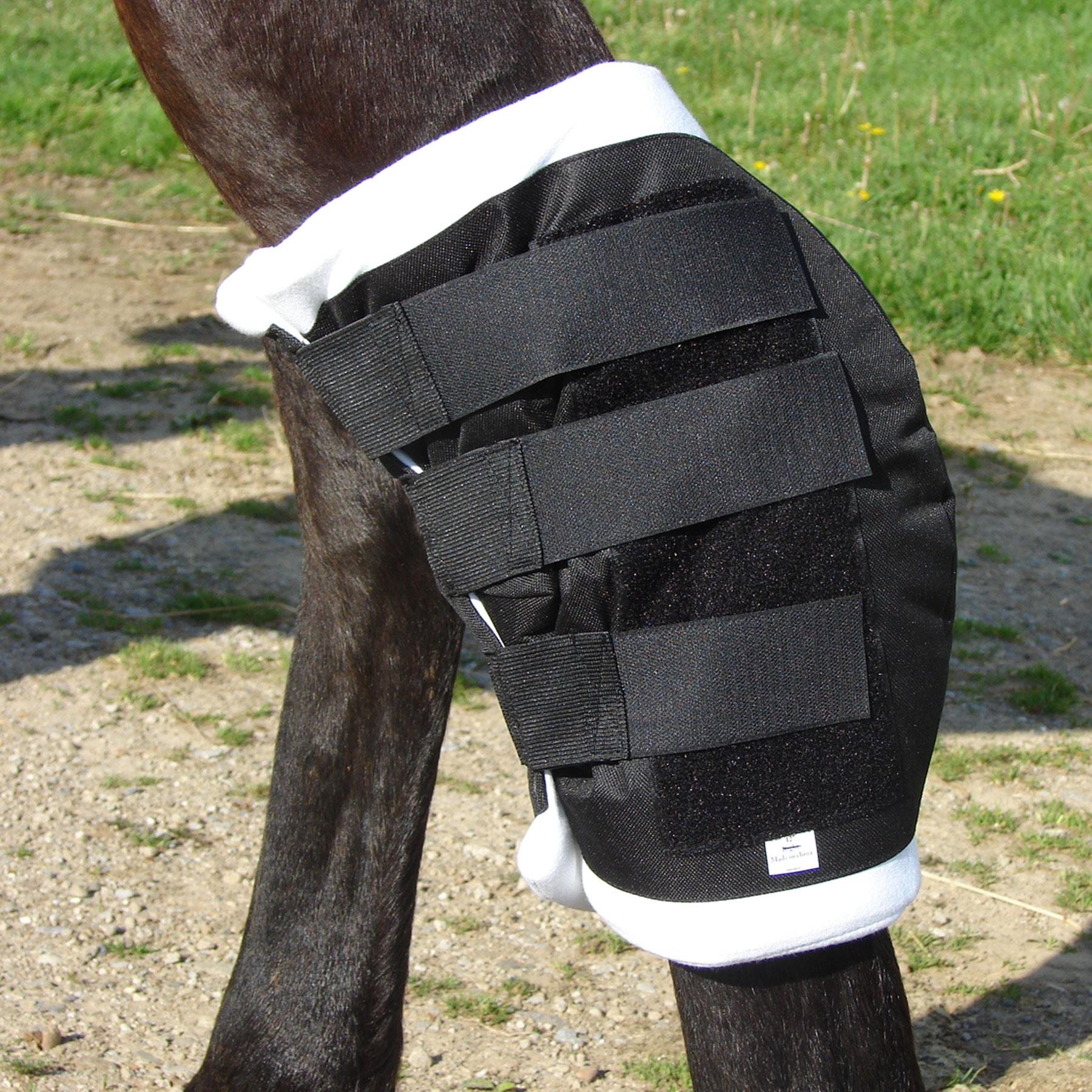 ai34537 Dura-Tech® Padded Hock Wraps
