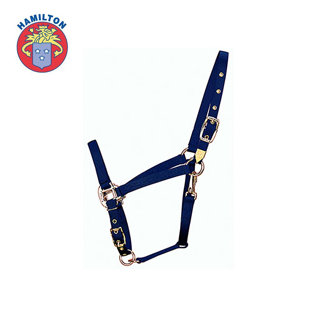 ai00022-Nylon-Deluxe-Arabian-Halter-Adjustable-with-Snap