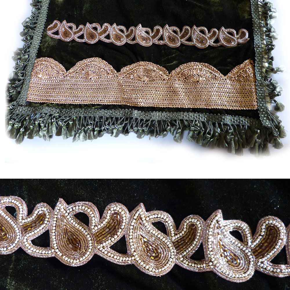 ai00267_Velvet-Dark-green-bronze-showblanket